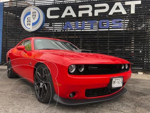 Dodge Challenger Scat Pack usado (2018) color Rojo precio $749,000