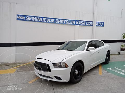 Dodge Charger SXT ATX usado (2014) color Blanco precio $275,000