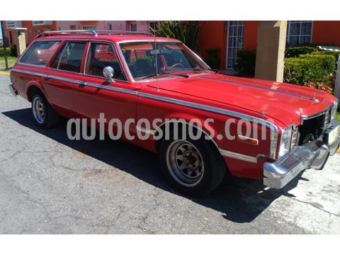Dodge Dart SXT Aut usado (1977) color Rojo precio $40,000