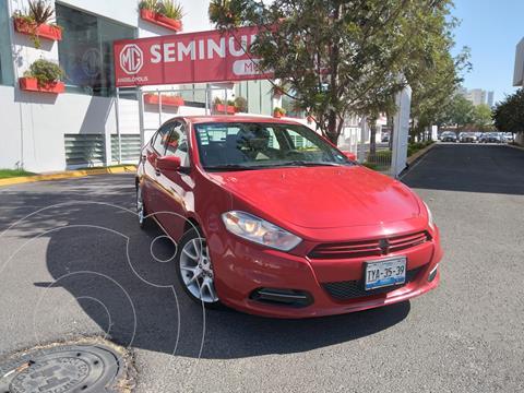 Dodge Dart SXT Aut usado (2013) color Rojo precio $140,000
