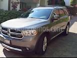 Foto venta Auto usado Dodge Durango 3.6L Crew Luxe 4x2 V6 (2012) color Gris Grafito precio $220,000
