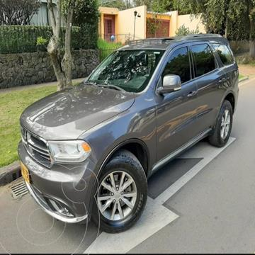 Dodge Durango 3.6L Limited Plus usado (2014) color Gris precio $81.900.000