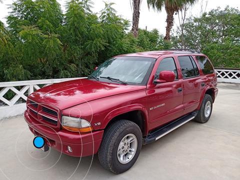 Dodge Durango 4x4 Aut usado (1999) color Rojo precio u$s16.500