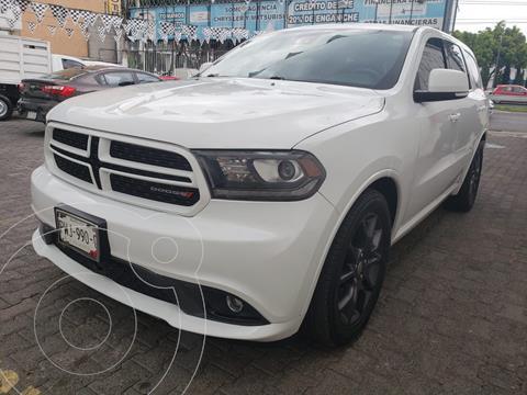 Dodge Durango 5.7L V8 R/T usado (2017) color Blanco precio $545,000