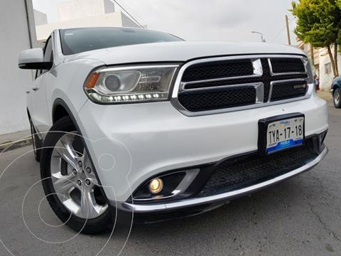 Dodge Durango 3.6L V6 Limited usado (2014) precio $230,000