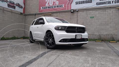 Dodge Durango 5.7L V8 R/T usado (2017) color Blanco precio $565,000
