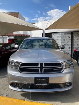 Dodge Durango 5.7L V8 R/T usado (2014) color Plata Dorado precio $328,000