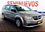 Foto venta Auto usado Dodge Grand Caravan 5p SE V6/3.6 Aut (2017) color Plata precio $328,000
