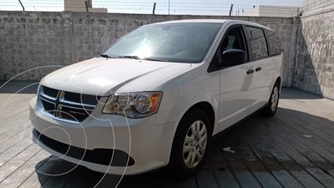 Dodge Grand Caravan SE usado (2019) color Blanco precio $345,000
