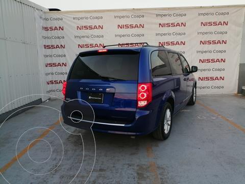 Dodge Grand Caravan SE usado (2019) color Azul precio $390,000