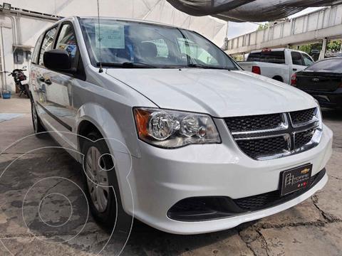 Dodge Grand Caravan SE usado (2017) color Blanco precio $239,000