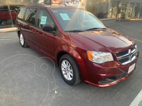 Dodge Grand Caravan SXT+ usado (2017) color Rojo precio $320,000
