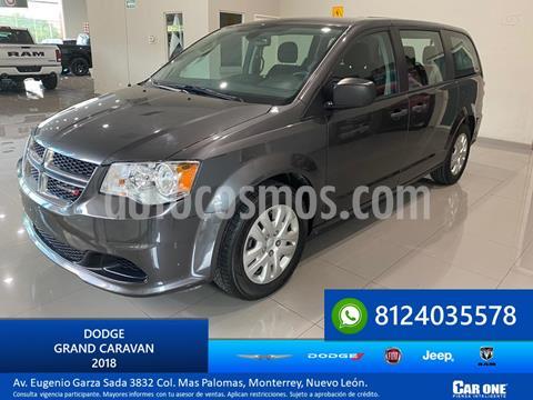 Dodge Grand Caravan SE usado (2018) color Gris precio $285,000