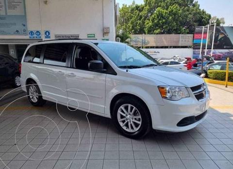 Dodge Grand Caravan SXT usado (2017) color Blanco precio $289,900