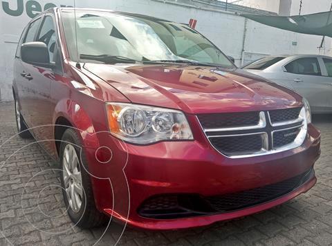 Dodge Grand Caravan SE usado (2019) color Rojo precio $385,000