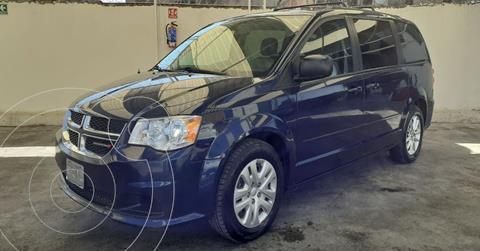 Dodge Grand Caravan SXT+ usado (2017) color Azul precio $249,900