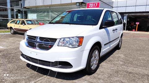 Dodge Grand Caravan SE usado (2017) color Blanco precio $320,000