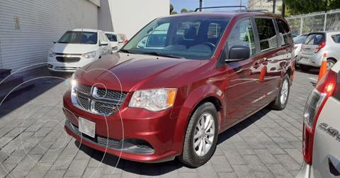 Dodge Grand Caravan SXT+ usado (2017) color Rojo precio $209,900