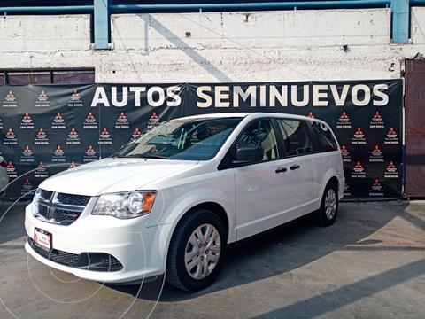 Dodge Grand Caravan SE usado (2018) color Blanco precio $295,000