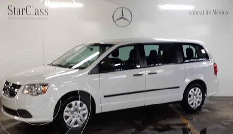 Dodge Grand Caravan SE usado (2017) color Blanco precio $258,000