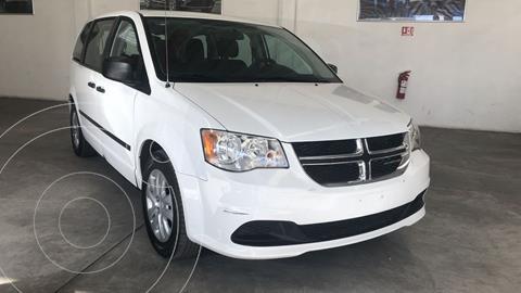 Dodge Grand Caravan SXT+ usado (2017) color Blanco precio $287,000
