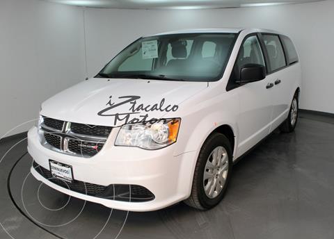 Dodge Grand Caravan SE usado (2018) color Blanco precio $294,000