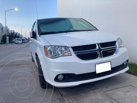 Dodge Grand Caravan SXT+ usado (2017) color Blanco precio $410,000