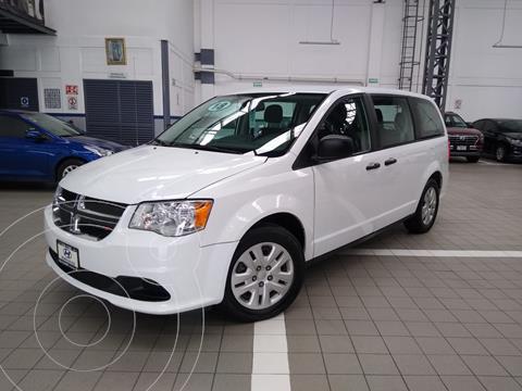 Dodge Grand Caravan SE usado (2018) color Blanco precio $289,000