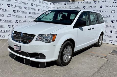Dodge Grand Caravan SE usado (2019) color Blanco precio $366,000