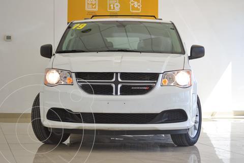 Dodge Grand Caravan SXT Plus usado (2019) color Blanco precio $340,000