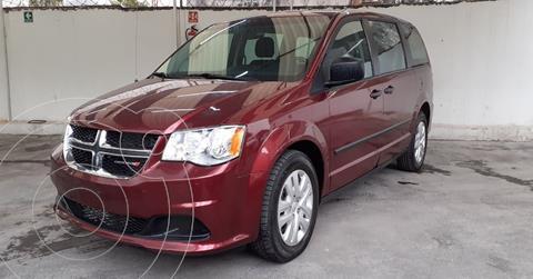 Dodge Grand Caravan SE usado (2017) color Rojo precio $244,900