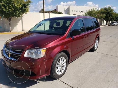 Dodge Grand Caravan SE usado (2017) color Rojo precio $259,000