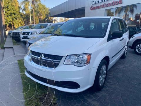 Dodge Grand Caravan SE usado (2017) color Blanco precio $279,000