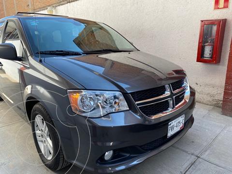 Dodge Grand Caravan SXT usado (2019) color Gris precio $475,000