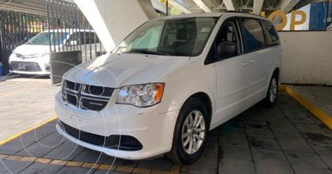 Dodge Grand Caravan SXT+ usado (2017) color Blanco precio $249,900