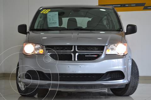 Dodge Grand Caravan SE usado (2018) color Plata precio $260,000