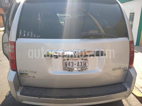 Dodge Grand Caravan SE usado (2009) color Gris precio $110,000