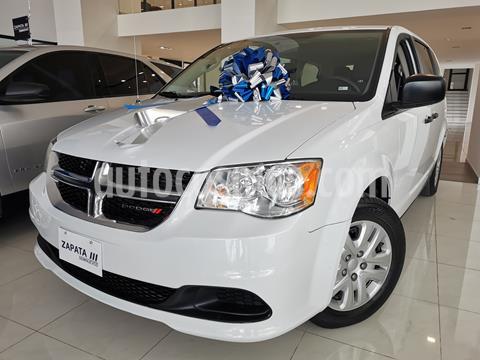 Dodge Grand Caravan SE usado (2018) color Blanco precio $324,000
