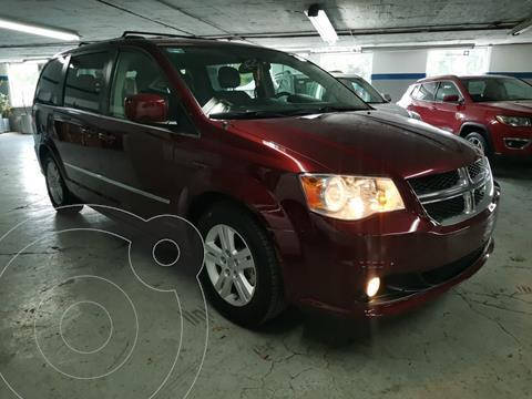 Dodge Grand Caravan SXT+ usado (2017) color Rojo precio $355,000
