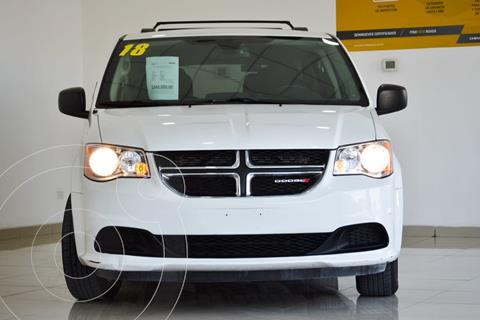 Dodge Grand Caravan SXT usado (2018) color Blanco precio $315,000