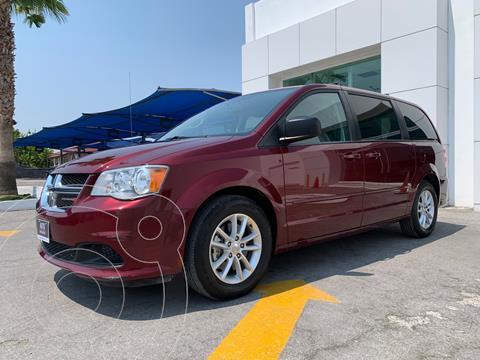 Dodge Grand Caravan SXT+ usado (2017) color Rojo Cobrizo precio $431,200