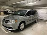 Foto venta Auto usado Dodge Grand Caravan SE (2017) color Plata precio $319,000