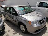 Foto venta Auto usado Dodge Grand Caravan SE (2017) color Plata Martillado precio $340,000