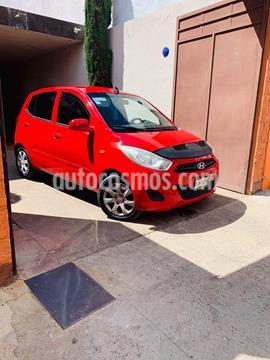 Dodge i10 GL Plus usado (2013) color Rojo precio $75,000