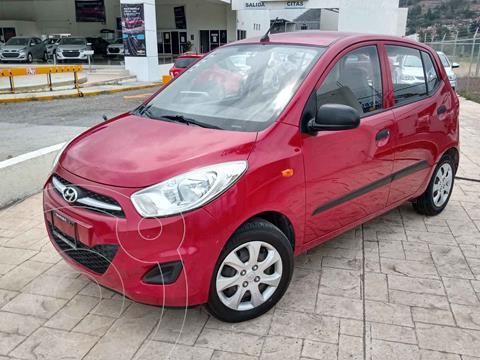 Dodge i10 GL Plus usado (2014) color Rojo precio $87,000