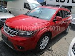 Foto venta Auto usado Dodge Journey 5p RT V6/3.6 Aut (2014) color Rojo precio $260,000