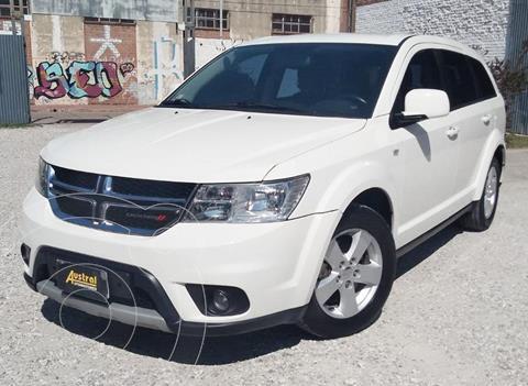 Dodge Journey SE usado (2013) color Blanco precio $1.450.000