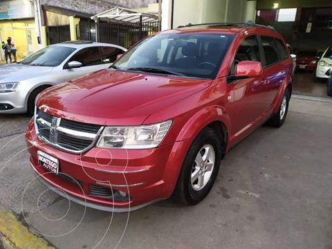 Dodge Journey SXT 2.4 usado (2011) color Rojo Infierno precio $1.400.000