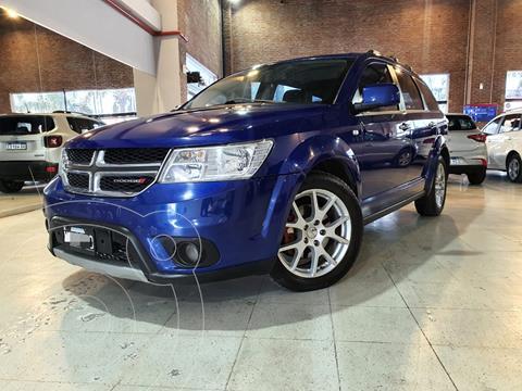 Dodge Journey R/T usado (2013) color Azul Perla financiado en cuotas(anticipo $1.325.000)