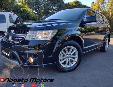 Dodge Journey SXT Full usado (2016) color Negro precio $3.190.000